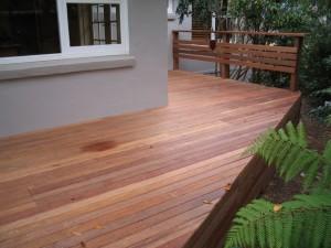 freshwater deck